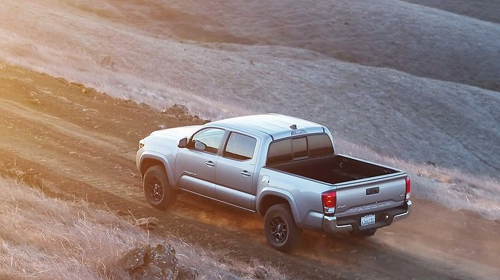 toyota on ranch